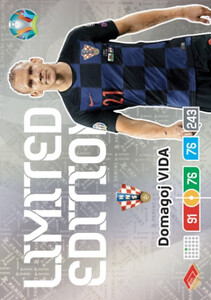 EURO 2020 LIMITED EDITION Domagoj Vida