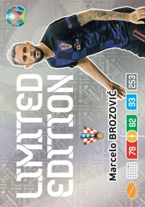 EURO 2020 LIMITED EDITION Marcelo Brozović