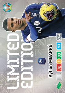 EURO 2020 LIMITED EDITION Kylian Mbappe