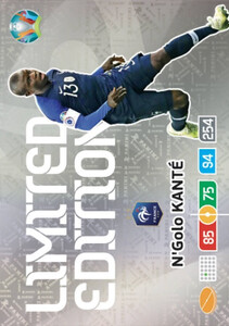 EURO 2020 LIMITED EDITION N'Golo Kante