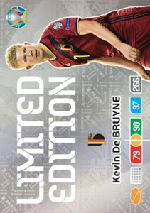 EURO 2020 LIMITED EDITION Kevin De Bruyne