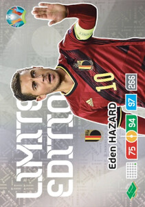 EURO 2020 LIMITED EDITION Eden Hazard