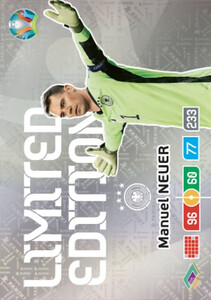 EURO 2020 LIMITED EDITION Manuel Neuer