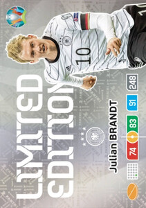 EURO 2020 LIMITED EDITION Julian Brandt