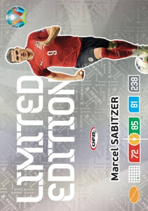 EURO 2020 LIMITED EDITION Marcel Sabitzer