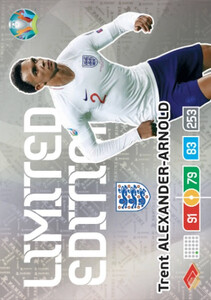EURO 2020 LIMITED EDITION Trent Alexander-Arnold