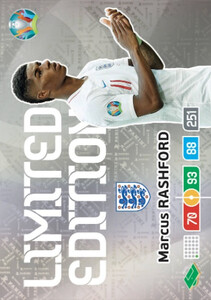 EURO 2020 LIMITED EDITION Marcus Rashford