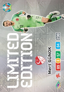 EURO 2020 LIMITED EDITION Mert Günok