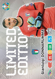 EURO 2020 LIMITED EDITION Gianluigi Donnarumma