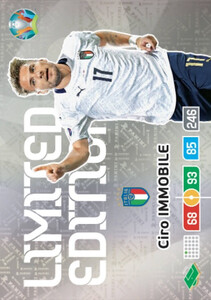 EURO 2020 LIMITED EDITION Ciro Immobile