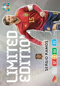 EURO 2020 LIMITED EDITION Sergio Ramos