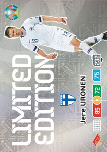 EURO 2020 LIMITED EDITION Jere Uronen