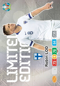 EURO 2020 LIMITED EDITION Robin Lod