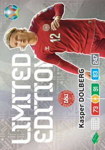 EURO 2020 LIMITED EDITION Ksaper Dolberg