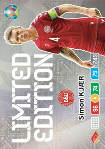EURO 2020 LIMITED EDITION Simon Kjaer