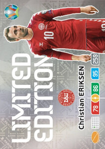 EURO 2020 LIMITED EDITION Christian Eriksen