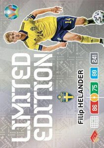 EURO 2020 LIMITED EDITION Filip Helander