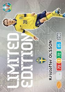 EURO 2020 LIMITED EDITION Kristoffer Olsson