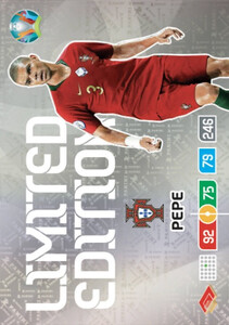 EURO 2020 LIMITED EDITION Pepe