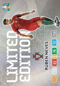 EURO 2020 LIMITED EDITION Ruben Neves