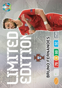 EURO 2020 LIMITED EDITION Bruno Fernandes