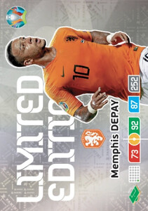 EURO 2020 LIMITED EDITION Memphis Depay