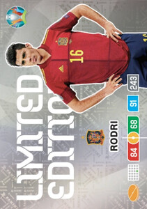 EURO 2020 LIMITED EDITION Rodri