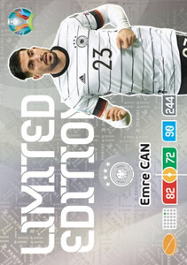 EURO 2020 LIMITED EDITION Emre Can