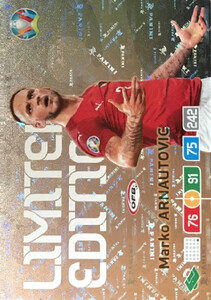EURO 2020 LIMITED EDITION Marco Arnautovic