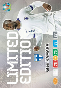 EURO 2020 LIMITED EDITION Glen Kamara