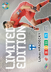 EURO 2020 LIMITED EDITION Lukas Hradecky