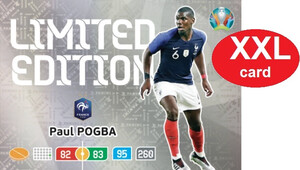 EURO 2020 LIMITED XXL Paul Pogba