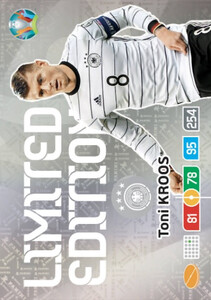 EURO 2020 LIMITED EDITION Toni Kroos