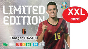 EURO 2020 LIMITED XXL Thorgan Hazard