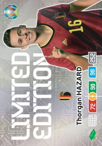 EURO 2020 LIMITED EDITION Thorgan Hazard