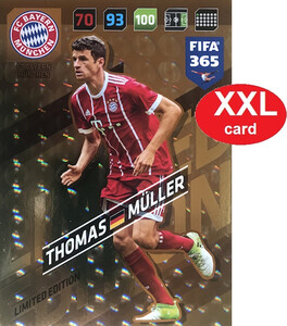 2018 FIFA 365 LIMITED XXL Thomas Muller