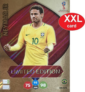 WORLD CUP RUSSIA 2018 LIMITED XXL Neymar