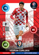ROAD TO EURO 2016 TEAM MATE Vedran Ćorluka #101
