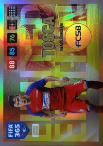 2017 FIFA 365 LIMITED EDITION  Alin Tosca
