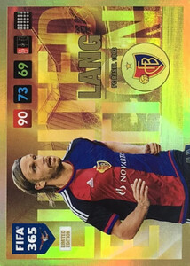 2017 FIFA 365 LIMITED EDITION Michael Lang