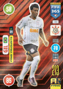 2021 FIFA 365 FANS' FAVOURITE Gil #15