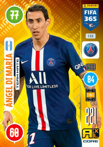 2021 FIFA 365 TEAM MATE Angel Di Maria #155