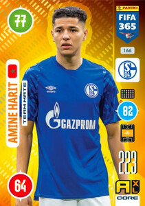 2021 FIFA 365 TEAM MATE Amine Harit #166