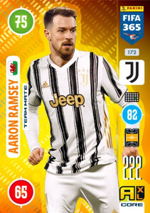 2021 FIFA 365 TEAM MATE Aaron Ramsey #172