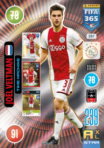 2021 FIFA 365 TIME MACHINE Joel Veltman #297