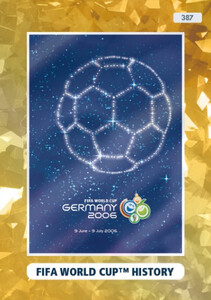 2021 FIFA 365 FIFA WORLD CUP HISTORY - 2006 Germany #387