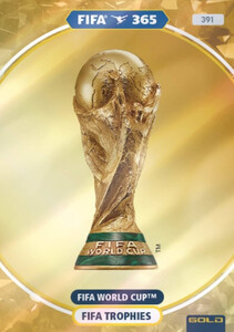 2021 FIFA 365 FIFA TROPHIES - FIFA World Cup #391