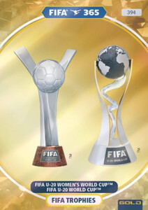 2021 FIFA 365 FIFA TROPHIES - FIFA U-20 World Cup #394