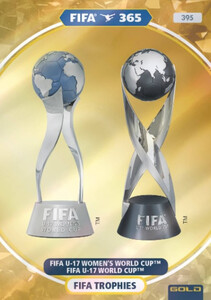 2021 FIFA 365 FIFA TROPHIES - FIFA U-17 World Cup #395