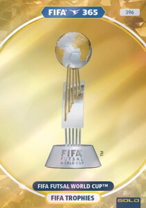 2021 FIFA 365 FIFA TROPHIES - FIFA Futsal World Cup #396